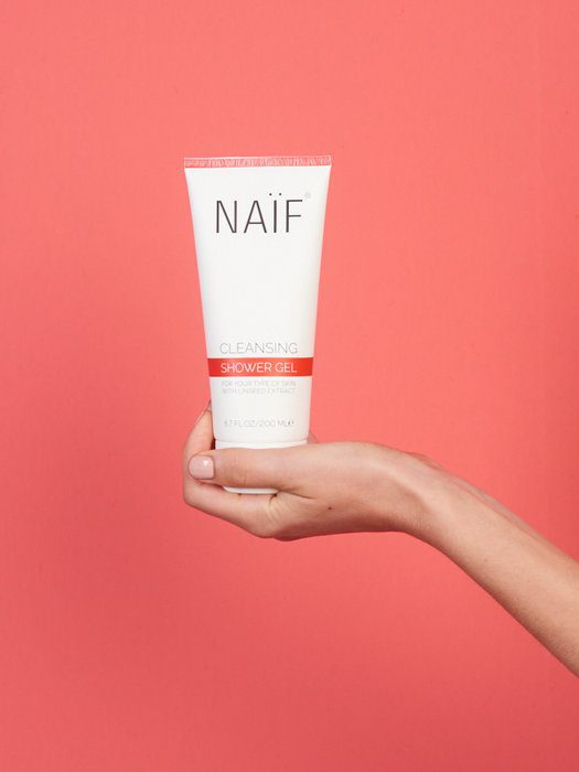 Naïf Reinigende Shower Gel