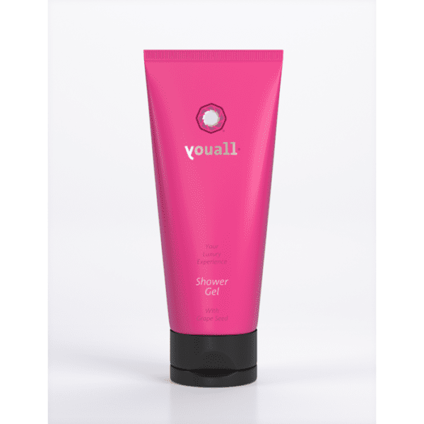 Shower Gel with Grape Seed Oil