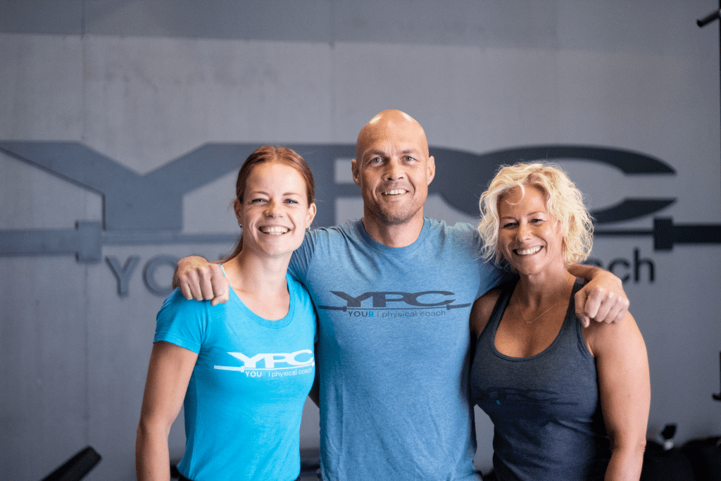 personal training in Elst - ons team